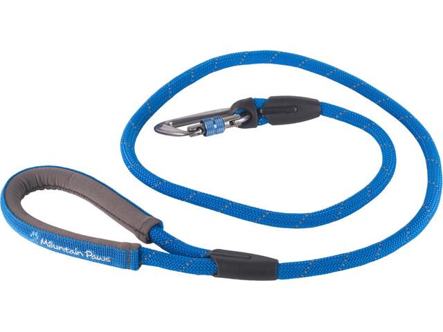 Mountain Paws Rope Lead Hundeleine blau